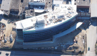 Jewish Hospital $80 million expansion nearly complete, new patient tower rises