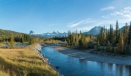 Belly River in Montana
