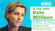 HIMSS19: Kate Milliken to Host HIMSS TV
