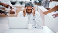 Pandemic-era burnout: How physicians manage crushing workloads and IT demands