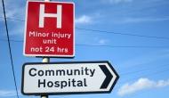 Community hospital.