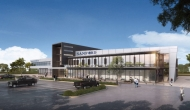 Artist rendering of Sanford Health's upcoming virtual hospital.