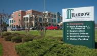 The 56-bed Barrow Regional Medical Center in Winder, Georgia. Photo via BRMC.