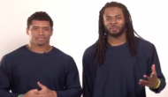 Video: Seahawks players turn out for second half of exchanges