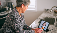 Telehealth claim lines remained significantly higher in August than previous years