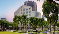 Singapore, Raffles Hospital.