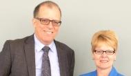 Steve Hathaway and Susanne Gleason