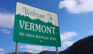 Vermont sign.