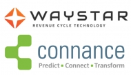Waystar and Connance logos