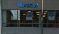 WellCare sign in Albany, NY.