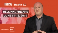 HIMMS TV live streaming at HIMSS & Health 2.0 Europe