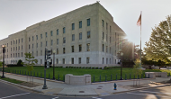 Photo of CMS office in Washington, D.C.
