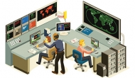 command center illustration