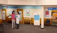 Health systems rush to partner with booming retail clinic market, report says