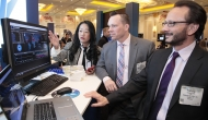 HIMSS18 hosted a Cybersecurity Command Center in Las Vegas.