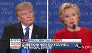 Hillary Clinton, Donald Trump skip healthcare at first presidential debate