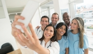 doctor selfies for social media millennials telehealth