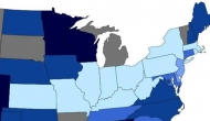 21 maps that show how healthcare prices shift across states