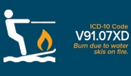An example of a very specific ICD-10 code