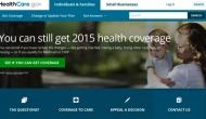 healthcare.gov screen shot Aug 2015