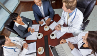 hospital executives