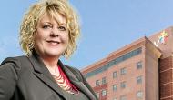 Shelly Hunter, chief financial officer at Mercy Hospital Joplin