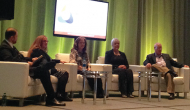 Panelists at the Revenue Cycle Solutions Summit