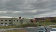Moses-Ludington Hospital in Ticonderoga, New York (Google Earth)