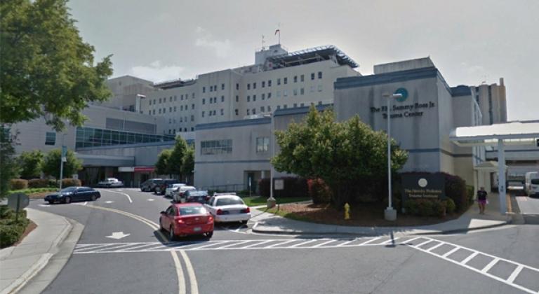 Atrium headquarters in Charlotte, NC (Google Earth)