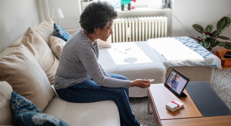 Given telehealth's popularity, executives see the acquisition as part of a broader long-term growth strategy.