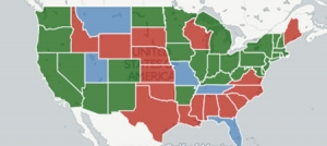 Map: See where states stand on the Medicaid expansion