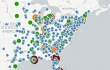 See which hospitals failed and were fined for hospital-acquired conditions (map, list)