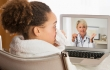 Telehealth claim lines increased more than 4,000% in the past year