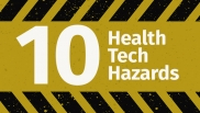 ECRI's top 10 tech hazards for 2018, security gaps, dirty scopes make the list