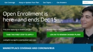 More than 915,000 people select health plans in the fifth week of open enrollment