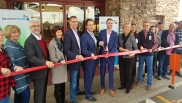 Camp fire ravaged Adventist Feather River system re-opens health center with ribbon cutting celebration