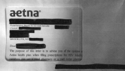 Blame game rages between Aetna, claims administrator over envelope privacy breach