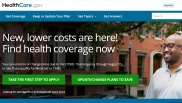 One million Americans have gotten covered during the special enrollment period