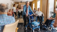 Performance improvement collaboratives help nursing homes prevent infections