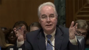 HHS Secretary Tom Price won't commit to ACA insurer payments