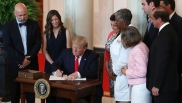 President Trump signs executive order requiring hospitals and insurers to reveal their negotiated prices