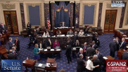 Senate votes to reopen government, averts major setback to health agencies