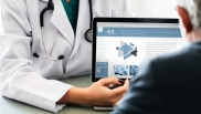 Northwell website patterns predict COVID-19 caseload