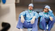 Healthcare professional revenue falls nearly 50% during COVID-19 pandemic