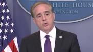 Report: VA Secretary Shulkin interviewed for HHS secretary role