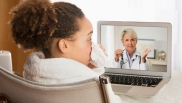 COVID-19 may permanently alter the telehealth landscape, from reimbursement to utilization